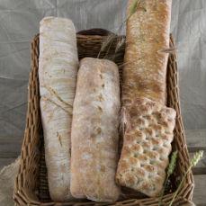 Pan de Coca Pastinata