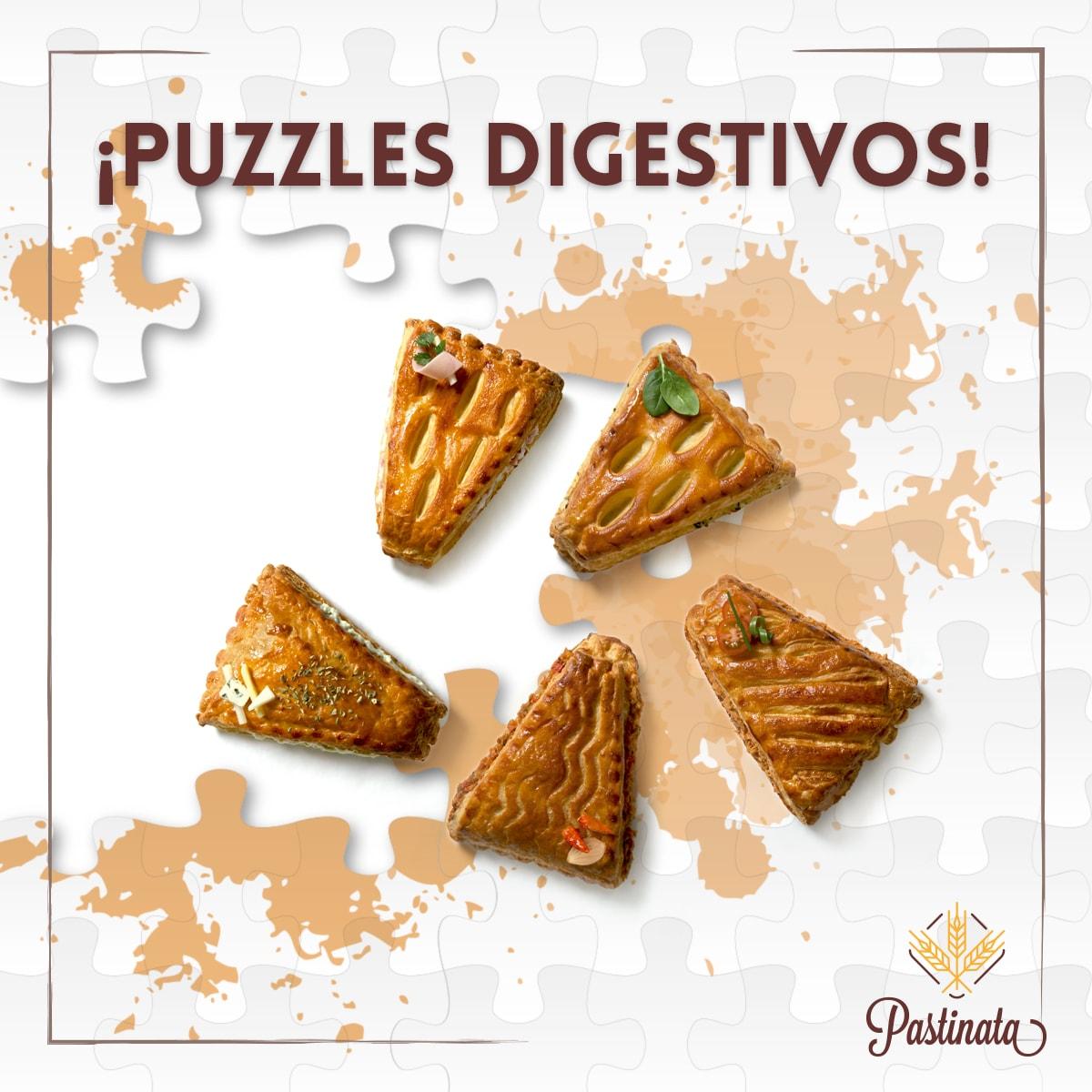 Pastinata puzzles digestivos-